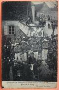 CARTE CAVALCADE CHAUSSIN AU PROFIT DE L' AVIATION 1912 - 39 - CHAR DE LA LUTTE - SCAN RECTO/VERSO -9 - Francia