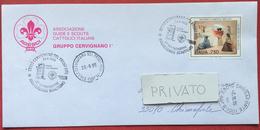 1995 CERVIGNANO DEL FRIULI 40° ANNIVERSARIO SCAUTISMO GRUPPO CERVIGNANO I / SCOUT - Movimiento Scout