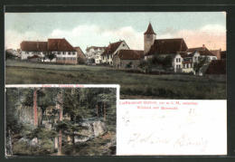 AK Dobel, Partie An Der Kirche, Partie Vom Volzemer Stein - Germania