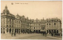 Leuven, Louvain, Place Des Martyrs (pk35163) - Leuven