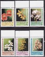 SOMALIA 1992 FLOWERS,ORCHIDS  MNH**