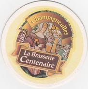 """SOUS BOCK  - """"CHAMPIGNEULLES, La Brasserie Centenaire- 1897-1997 -- Rien Au Dos - Sous-bocks"""