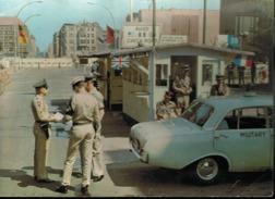 Berlin - Checkpoint - Berlijnse Muur
