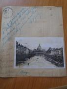 KA1011.33L'Agente Consloare D'Italia A Saint Étienne -Lyon Vaise -Lyon Montplatsir  - Singnature  Autograph 1935 - Autographs
