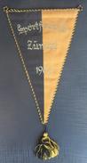 Sportfreunde Zumbe 1965  FOOTBALL CLUB, SOCCER / FUTBOL / CALCIO, OLD PENNANT, SPORTS FLAG - Uniformes Recordatorios & Misc