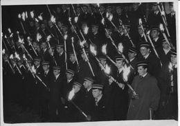 "MUNICH (MÜNCHEN, Allemagne) - 10e ANNIVERSAIRE Du "" PUTSCH De La BRASSERIE "" De 1923 - Hitler NSDAP - Guerre 39-45 - WW2 - War, Military"
