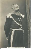 Brussel Bruxelles S.M. Leopold II Roi Des Belges - Famous People