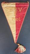 FSV Ersrode 1961 E. V. GERMANY  FOOTBALL CLUB, SOCCER / FUTBOL / CALCIO, OLD PENNANT, SPORTS FLAG - Uniformes Recordatorios & Misc