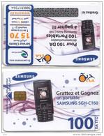 Algérie Télécarte Oria SAMSUNG Téléphone Mobile Neuve Sous Blister