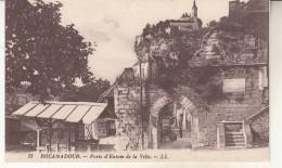 Rocamadour  Porte D'entrèe De La Ville - Rocamadour