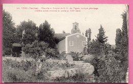 VISAN - Chapelle Et Bosquet De N-D Des Vignes - France