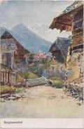 OSTERREICH-AUSTRIA  TIROL  BERGBAUERNHOF        Alte Ansichtskarten    1913 - Autres