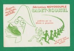 Buvard - CADET ROUSSEL - NOVOSOUPLE - Blotters