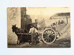 C.P.A. 2A: BONIFACIO : Marchand D'eau - Francia