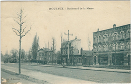 Nord : Mouvaux, Boulevard De La Marne - France