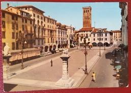 BASSANO DEL GRAPPA - PIAZZA LIBERTA' Automobili   VG - Italia
