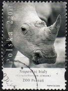 POLAND 2005 1 V Used  Zoo Animals CEPT Rhino