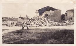 Photo Juin 1915 VILLE-EN-WOEVRE (près Etain) - Une Vue (A171, Ww1, Wk 1) - Francia