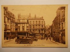 Carte Postale -  NEVERS (58) - Place Président Wilson (217/130) - Nevers