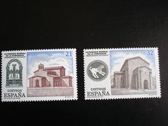 Espagne - Année 1997 - Patrimoine Mondial De L'Humanité - Y.T. 3085/3086 - Neufs (**) Mint (MNH) Postfrisch (**) - 1931-Hoy: 2ª República - ... Juan Carlos I