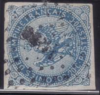 YT4 Aigle 20c - Losange Cochinchine CCN4 - Águila Imperial