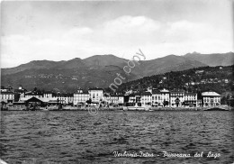 Cartolina Verbania Intra Panorama Dal Lago 1961 - Verbania