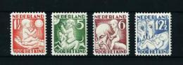 Holanda  Nº Yvert  230/3  En Nuevo