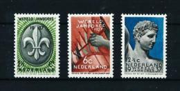 Holanda  Nº Yvert  292/4  En Nuevo