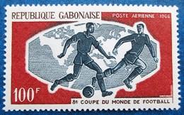A Vends Timbre Neuf** Du Gabon, N°pa 47 De 1966 : Mondial Anglais