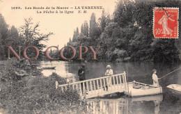 94 - La Varenne - La Pêche à La Ligne - Pêcheurs - France