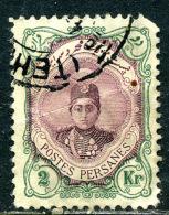Iran 1911 Y&T 315 ° - Iran