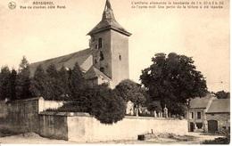 Rossignol (Tintigny). Vue Du Clocher, Côté Nord - Tintigny