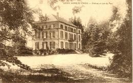 Sainte-Marie Sur Semois (Etalle). Château Et Coin Du Parc. - Etalle