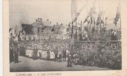 Cappellen ,  2 Juli 1830 - 1905 ( Het Commiteit Der Nationale Feesten) - Kapellen