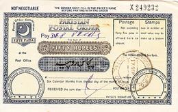 Postal Order Old    (Z-2342) - Pakistan