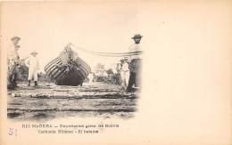 BOLIVIE - ETHNIC H. / Rio Madera - Exportacion Goma De Bolivia - Cachuela Riberao - El Batelon - Bolivie