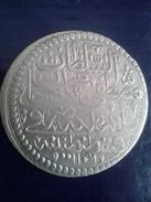 Ahmed II 1106 Year Kurush 19 Grams.37 Mm Diameter.Silver. - Türkei