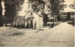 Saint-Mard (Virton). La Douane (559 - Virton