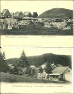 Altenberg, 2 Karten Ungebraucht - Deutschland