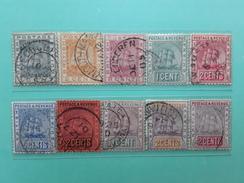 GUYANA - Lotticino Timbrati + Spese Postali - Guyana Britannica (...-1966)