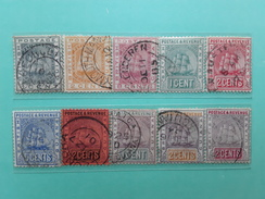 GUYANA - Lotticino Timbrati + Spese Postali - British Guiana (...-1966)
