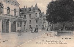 39 - Lons-le-Saunier - Place De La Petite Chevalerie Animée - Rue Des Cordeliers - Lons Le Saunier
