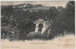 France - Du Golfe Juan A Vallauris - Train - Trains