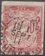 Emissions Générales Colonies Française Taxe 1893-1908 N° 22   Cochinchine Bureau De Gocong  (E9)