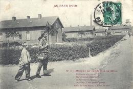PAS DE CALAIS - 62 - Mines - Au Pays Noir - Mineur Se Rendant à La Mine