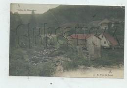 Laval-le-Prieuré (25) : Les Habitations Au Pont  En 1910  PF. - Otros Municipios