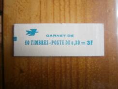 Carnet Neuf Non Ouvert De 10 Timbres N° 1331A-C1 Coq De Decaris - Libretas