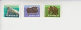 Canada(Kanada) Cat.Michel 1118A/1120A  **