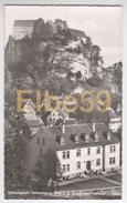 Pottenstein (Bayern), Fränkischen Schweiz, Erholungsheim M. Blick A. D. Burg, Ungebraucht - Pottenstein