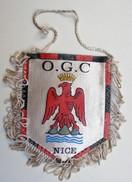 Fanion Football Nice OGC - Habillement, Souvenirs & Autres